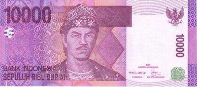 10 ribu rupiah,