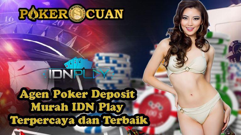 agen poker deposit murah