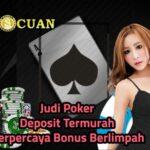 poker deposit termurah